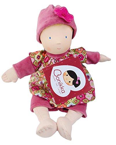 Sri Lanka Ruby - Bonikka Dolls RubyBaby Plush Rag Doll