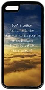 Inspired Quote Theme Iphone 5C Case