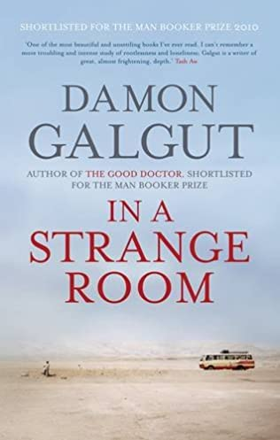 book cover of In a Strange Room