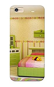 Armandcaron Ultra Slim Fit Hard Case Cover Specially Made For Iphone 6 Plus- Kids Room