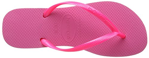 Havaianas Rosa 0703 Pink Shocking Donna Infradito Slim Zgw0qU4