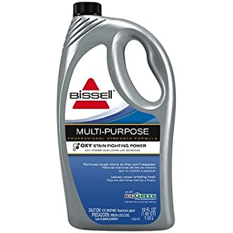 Bissell Deep Cleaning 2x Concentrate Formula Oxy 52 Oz