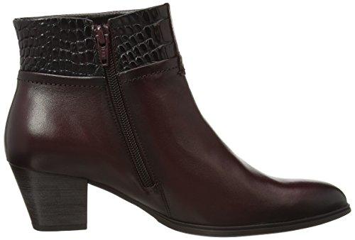 micro Donna Rosso 31 25 Gabor Shoes 680 Stivaletti Da Fashion Y0AFwxA8