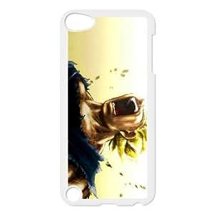 iPod Touch 5 Phone Case White Dragon Ball Z WQ5RT7518099