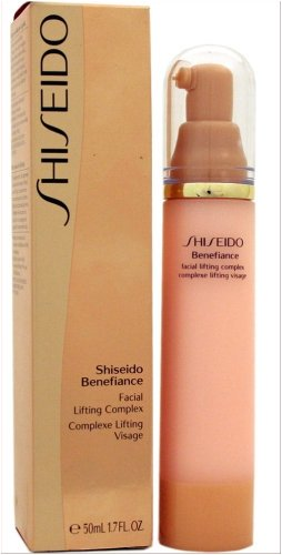 Shiseido benefiance facial lifting