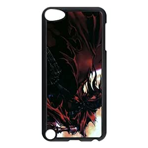 Dirge Of Cerberus Final Fantasy Vii 5 funda iPod Touch 5 caja funda del teléfono celular negro cubierta de la caja funda EEECBCAAB14093