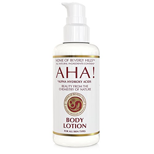 Nonie AHA Body Lotion – All Skin Types All Natural