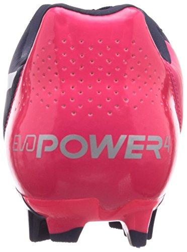 Blau Evopower Bleu Puma 4 01 Chaussures Plasma white bright de Football 2 Fg homme Peacoat zpBxqwZp