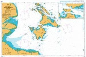 BA Chart 1789: Indonesia, Sumatera â€'' East Coast, Pulau-Pulau Lingga