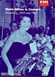 Maria Callas in Concert - Hamburg 1959 and 1962