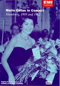 Maria Callas in Concert - Hamburg 1959 and 1962 by Angel Records
