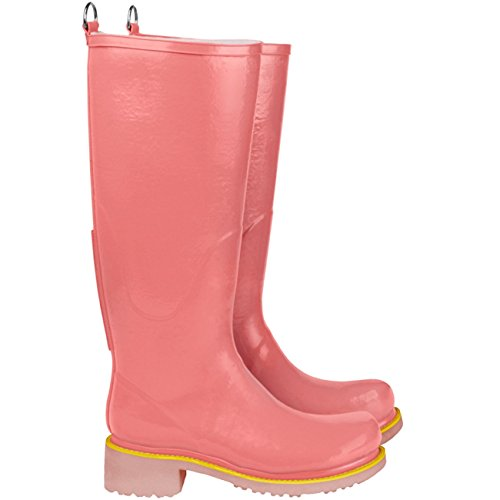 Ilse Jacobsen Woman Rubber Boots Coral Misty Rose *