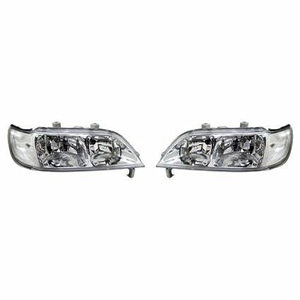 Amazon Acura CL Replacement Headlight Unit
