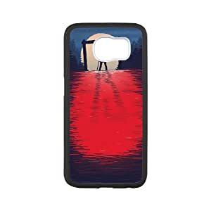 AKERCY Friday the 13th Phone Case For Samsung Galaxy S6 G9200 [Pattern-5]