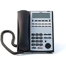 NEC SL1100 1100061 SL1100 12-Button Full-Duplex Tel (Black)