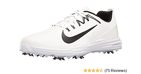 buy popular cdb95 150ee Amazon.com | Nike Men's Lunar Command 2 Golf Shoe | Fashion Sneakers