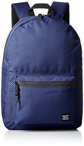 Herschel Supply Co. Settlement Mid-Volume Backpack, perf twilight/blk One Size by Herschel Supply Co.