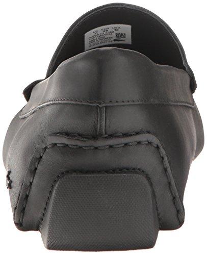 Lacoste Men's Piloter 117 1 Formal Shoe Fashion Sneaker, Black, 7.5 M US