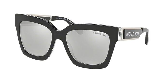 Michael Kors Gafas de Sol BERKSHIRES MK 2102 Black/Silver ...