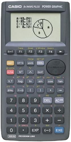 Amazon.com : Casio FX-7400G Graphing Calculator : Electronics
