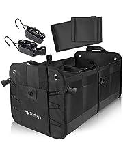 Starling's Car Trunk Organizer - Car Boot Storage Bag, Durable Storage SUV Cargo Organiser Adjustable, Tidy Organization