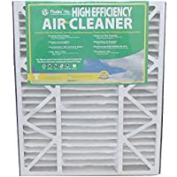 20x25x5, Percisionaire Air Cleaner Merv 8, 82655.052025, Pack2
