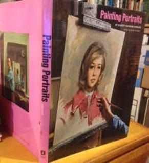 Painting portraits.