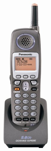 panasonic 2line phone - 7