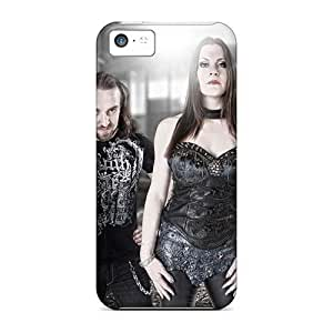 KennethKaczmarek Iphone 5c Great Hard Cell-phone Cases Customized Realistic Before The Dawn Band Pattern [HID7299frTE]