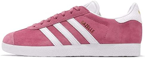 adyacente político campo  Adidas Women's Gazelle W Gymnastics Shoes, Brown (Trace Maroon Ftwr White),  7 UK, B41658: Buy Online at Best Price in UAE - Amazon.ae