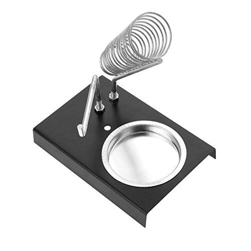 1set ronde Base en métal fer à souder support station pour monter le support de sécurité protéger Base