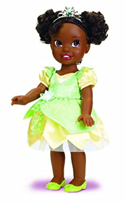 Disney Basic Toddler Doll - Tiana from Disney