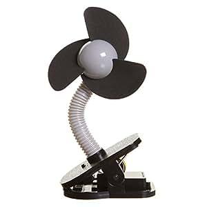 Dreambaby G278 - Ventilador para cochecito de bebé, color negro