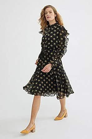 adL Empire Waist Dress for Women, Size