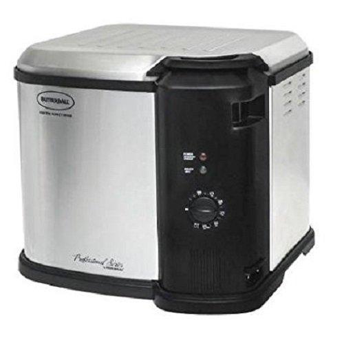 Masterbuilt Butterball Indoor Electric Turkey Fryer - 14 Lb Food (23011014)