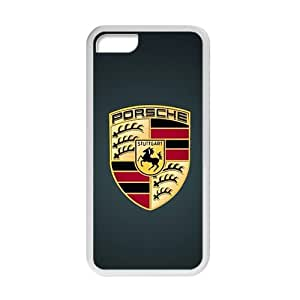 SANYISAN Porsche sign fashion cell phone case for iPhone 5C