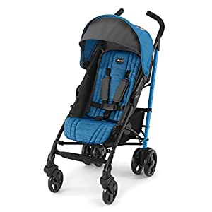 Chicco Liteway Compact-Fold Aluminum Stroller, Ocean