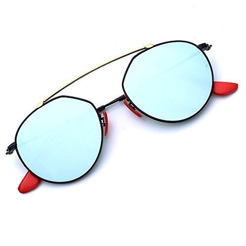 f7f7b05dd0 BNUS Italy made Bridge Sunglasses Corning natural Glass lens Genuine  Leather Arms