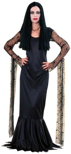Morticia Addams Adult Costume - Medium ()