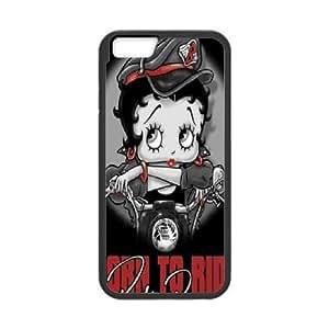 iPhone 6 Plus 5.5 Inch Phone Case Betty Boop Gu5378