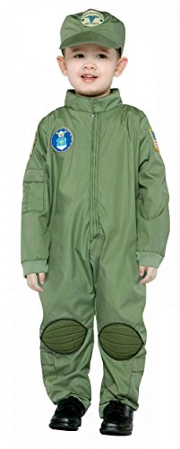 Air Force Jumpsuit Costume - Small ()