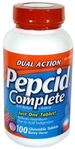 pepcid-complete-dual-action-acid-reducer-and-antacid-berry-flavored-chewable-tablets-100-count-bottl