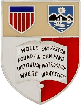 RC-DUI-UNIV Cornell University RC-D1026 UNIT - Dui Patch Military