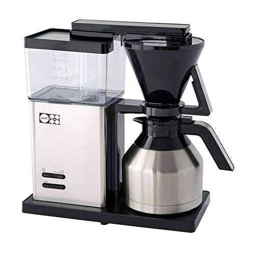 (Motif Essential Pour-Over Style Coffee Brewer with Thermal Carafe )