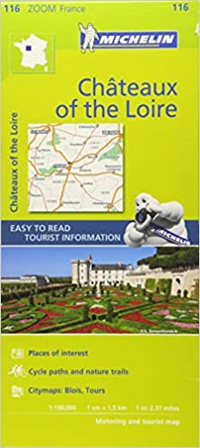 Caux of the Loire - Zoom Map 116 Michelin Zoom Maps: Amazon.de ... Zoom Maps on