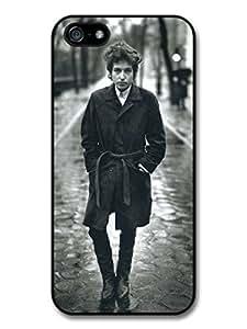 Bob Dylan Black & White Portrait Singer case for iPhone 5 5S