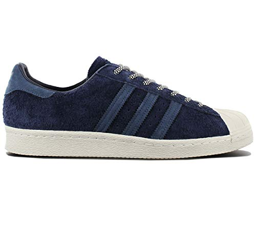 Multicolore Originals Sneaker 80s Scarpe Da Navy Superstar blu Pelle Donna Adidas ASZ1nqn