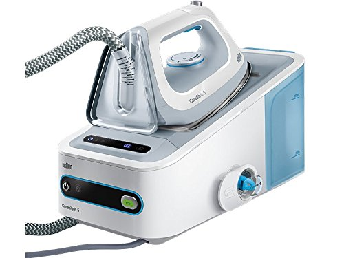 Braun IS5022 CareStyle 5 Steam Generator Iron 220-240 Volts 50/60Hz Export Only by Portugalia Sales