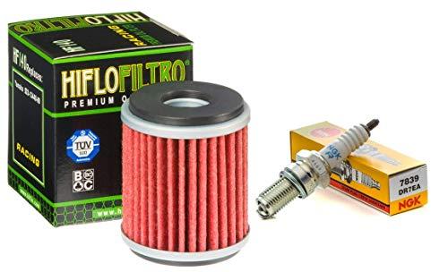 Plug Chart Ngk (Oil Filter Spark Plug Tune Up Kit Yamaha Raptor YMF250R)