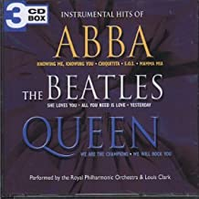 Instrumental Hits of Abba, the Beatles & Queen